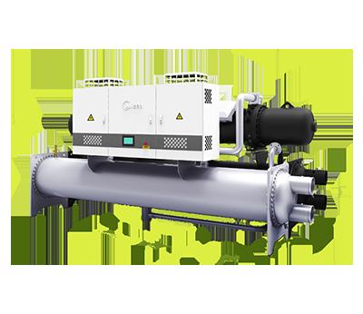 美的MC高效降膜式变频螺杆式冷水机组SCWE200HV