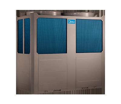 美的超低温烈焰空气源热泵机组880  DNL-E880/NSN1-H