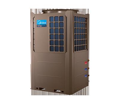 美的超低温烈焰空气源热泵机组310  DN-Y310/NSN1-H