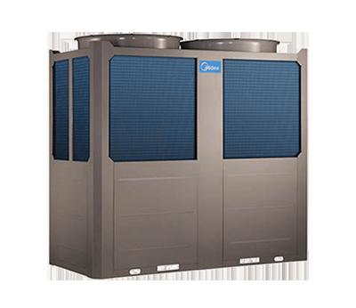 美的空气源热泵机组30kw H型风冷模块LSQWRF30M/AN1-H