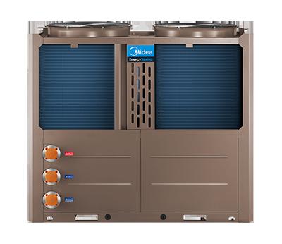 美的商用空气能热水机循环式800  RSJ-800/MS-820