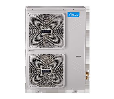 美的暖家低温空气能热泵140地暖机DNLF-V140W/NN1