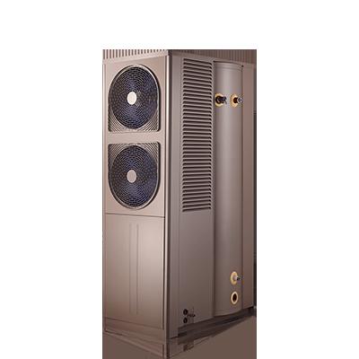美的别墅型乐泉350升空气能热水器RSJ-65/350RD