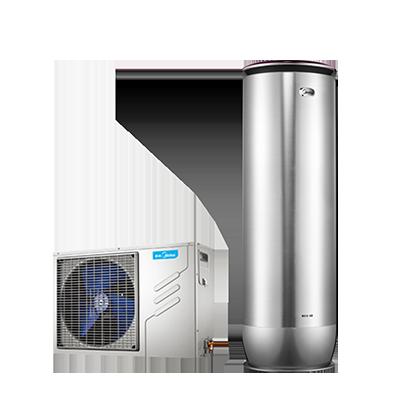 美的变频御泉200升空气能热水器 RSJF-V40/RN1-B01-200-(E1)