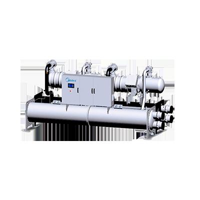 美的满液式水(地)源螺杆热泵机组LSBLGHP725/MCF
