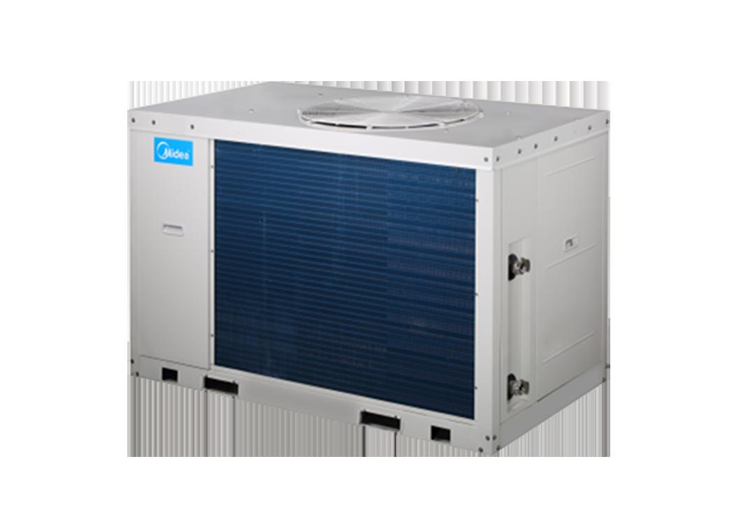 美的变频风冷模块机组风冷热泵I系列30kw  LSQRFL30M/VN1-I