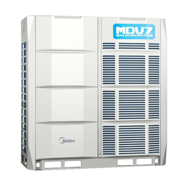 美的直播吧nbaMDV7云多联机26匹/28/30/32/34/36P商用大型空调MDV-1010(36)W/D2SN1-8X2