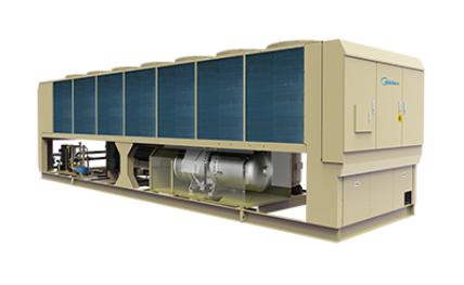 美的MC超高效空气源螺杆式热泵机组